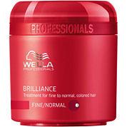Wella® Brilliance Treatment - Fine to Normal - 5.1 oz.