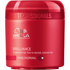 Wella® Brilliance Treatment - Fine to Normal - 5.1 oz.