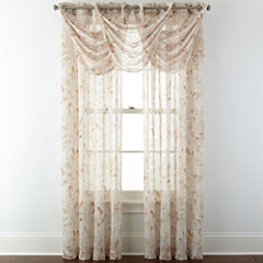 JCPenney Home™ Arbor Leaf Window Treatments