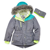 Zeroxposur® Selena Snowboard Jacket - Girls