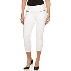 Bisou Bisou® Cropped Skinny Pant