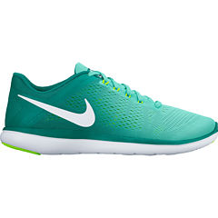 Nike® Flex 2016 Womens Lace-Up Running Shoes