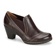 Eurosoft™ Tami Leather Shooties