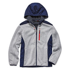 Reebok Boys Midweight Sweater Jacket