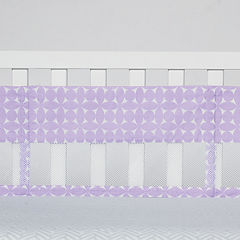 Crown Crafts Emma Crib Sheet Liner