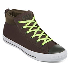 Converse® Chuck Taylor All Star Mens Street Sneakers