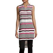 Worthington® Sleeveless Long Tunic - Tall