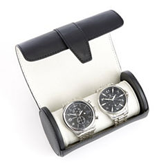 Royce Leather Contemporary Leather Watch Box