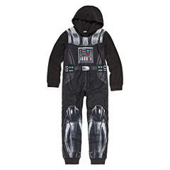 Darth Vader Union Suit- Boys Preschool