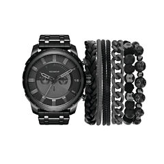 Rocawear Mens Black Watch Boxed Set-Rmst5187b328-362