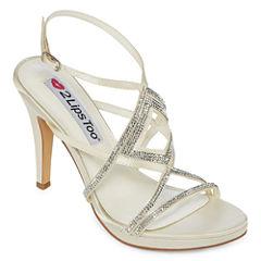 2 Lips Too Everlast Womens Heeled Sandals