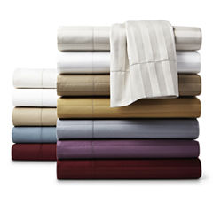 Royal Velvet® 500tc Wrinkle-Free Damask Sheet Set
