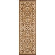 Momeni® Elizabeth Hand-Carved Wool Runner Rug