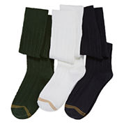 Gold Toe® 3-pk. Knee-High Socks - Girls