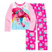 2-pc. Trolls Sleepwear Set - Girls