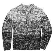Arizona Long-Sleeve Quarter-Zip Hombre Sweater - Toddler Boys 2t-5t