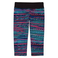 Xersion Printed Yoga Capri Leggings - Girls 7-16 and Plus