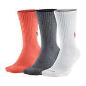 Nike® 3-pk. Mens Dri-FIT HBR Crew Socks