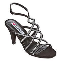 2 Lips Too Elsa Womens Heeled Sandals
