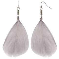Decree Drop Earrings