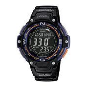 Casio® Twin Sensor Mens Compass/Thermometer Sport Watch SGW100-2B
