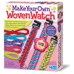 4m Woven Watch Time Toy
