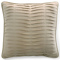 Bensonhurst Pleated Square Decorative Pillow