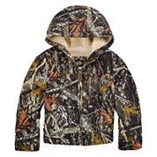 Dickies® Sherpa-Lined Hooded Jacket - Preschool Boys 4-7