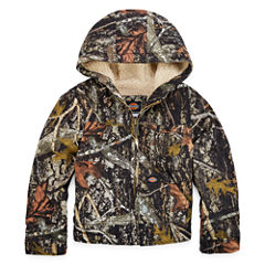 Dickies® Sherpa-Lined Hooded Jacket - Preschool Boys 4-7