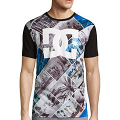 DC Shoes Co.® Short-Sleeve Collide Knit Tee