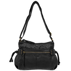 St. John's Bay Color Block Convertible Shoulder Bag