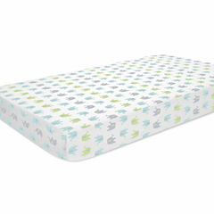 Ideal Baby Crib Sheet- Dreamy