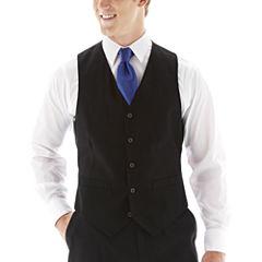 Dockers® Black Stripe Vest