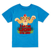 Disney Collection Short-Sleeve The Lion Guard Tee - Boys