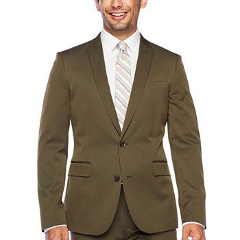 Jf Jferrar slim Ultra Comfort Super Slim Fit Stretch Suit Jacket