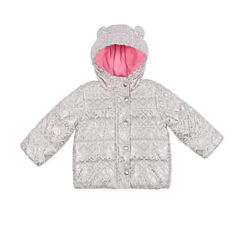 Carter's Midweight Puffer Jacket - Girls-Baby