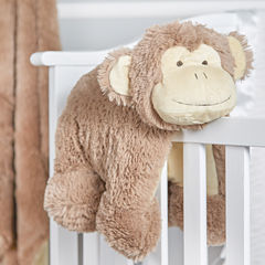Monkey Plush Companion