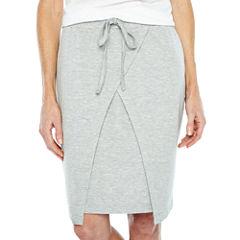 Sag Harbor Practice Gear Pencil Skirt