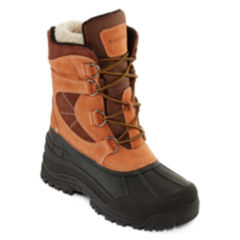 Mens Winter Boots Closeouts for Clearance - JCPenney