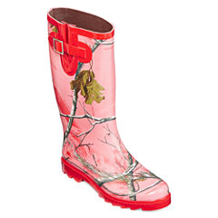 Realtree® Miss Jojo Womens Rain Boots