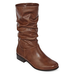 East Fifth Junction Slouch Mid Shaft Boots