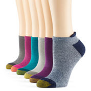 Gold Toe® 6-pk. Vacation Tab Liner Socks