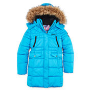 Weatherproof Systems Puffer Parka - Girls