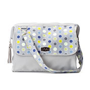 LillyBit Polka Dot Diaper Bag