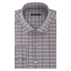 Van Heusen Chrome Slim-Fit Long Sleeve Dress Shirt