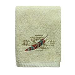 Bacova Guild Southwest Boots Bath Towel Collection