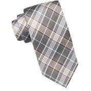 Stafford® Astor Plaid Silk Tie