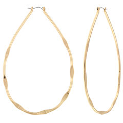 City Streets Hoop Earrings