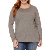 Stylus™ Long-Sleeve Crewneck T-Shirt