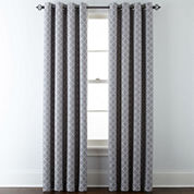 JCPenney Home™ Quinn Grommet-Top Window Treatments